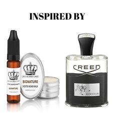 AFTERSHAVE SCENTED BEARD BALM 8 SCENTS + FREE BEARD OIL SAMPLE