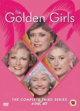 The Golden Girls - Season 3 - Complete [DVD] - DVD  7SVG The Cheap Fast Free