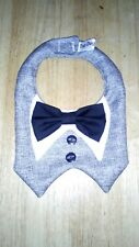 Handmade Tweed Dog/Cat Tuxedo/Bowtie ~ S/M/L/XL/XXL ~ Wedding/Party/Ring Bearer