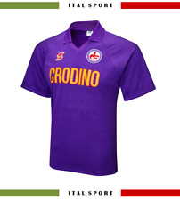 f4d95d1ad5a Rare Vintage 1988 AC Fiorentina Home Jersey Top Football Soccer Brand New!