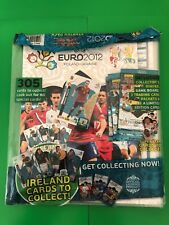 Panini Adrenalyn XL Euro 2012 Sealed Starter Packs with Limited Edition - CHOOSE