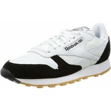 Reebok Classic Leather Perfect Split Bianco/Nero In Pelle Gioventù