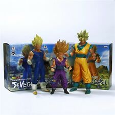 Dragon Ball Z Master Stars Pieces Vegeta | Gohan | Goku Super Saiyan MSP 22cm