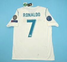 MAGLIA CALCIO REAL MADRID HOME FINALE CHAMPIONS 2018 7 RONALDO CRISTIANO FINAL