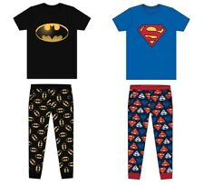 Mens CHARACTER Pyjamas Set Bottoms Lounge Pants Pyjama By DISNEY Size M-XL