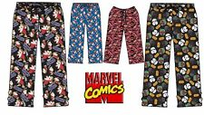 MENS CHARACTER PYJAMAS PANTS LOUNGE BOTTOMS NIGHTWEAR PJ M-XL LOUNGEWEAR PYJAMA