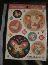 HELLO KITTY STICKERS sticker collection 1999-2005 SANRIO unique Made in Japan
