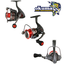 Okuma RTX-25S, RTX-30S and the RTX-35S High-Speed 7BB + 1RB Spinning Reels