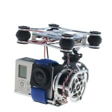Light 2 Axis Brushless Gimbal With BGC3.0 Plug and Play Stabilizer For GoPro SJ