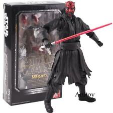 S H Figuarts  SHFiguarts Star Wars Toys darth maul star wars action Figure PVC F