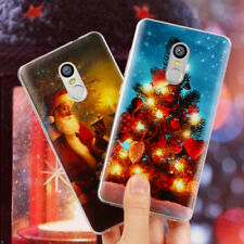 Christmas Case for Xiaomi Redmi Note 3 4 4X 4A 5A Mi A1 Mi 5X Pro Prime