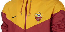 NIKE AS ROMA 2017-2018 AUTHENTIC WINDRUNNER Football JACKET Size M