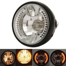 7inch H4 35W Hi/Low Beam Headlight Lamp With Turn Signal