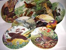 COLLECT UK FINE CHINA PLATES - ROYAL GRAFTON & OTHER click SELECT browse / order