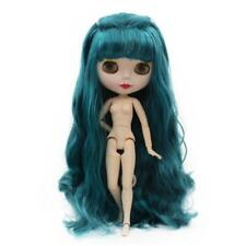 Blyth Doll BJD Neo Blyth Doll Nude Customized Frosted Face Dolls Can Changed Mak