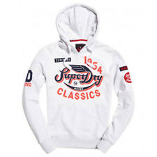 Sweat Superdry Famous Flyers Hood ice marl