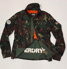 Superdry Rookie Men's Military Jacket  Military RRP £109