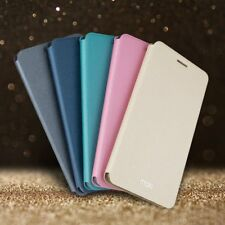 Mofi Sparkle Faux Leather Flip TPU Case Cover for OPPO A79
