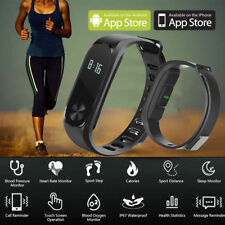 Bluetooth SmartWatch Band M2 Reloj inteligente Ritmo Cardiaco para ANDROID iOS