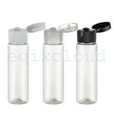 Travel 30ml Empty Plastic Tube Bottles With Flip Cap for Lotion Gel Containers