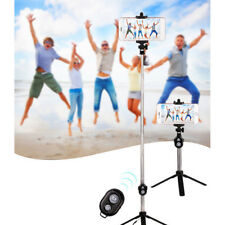 Extensible Selfie Stick Palo Trípode Bluetooth Wireless Remoto Para iOS Android