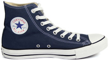 Converse Womens All Star Chuck Taylor Hi Top  Lace Up Trainers Sizes 3 - 8