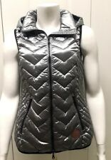 NEW Happy Goose Womens Hooded Gilet UK 12