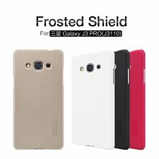 Nillkin Super Frosted Shield Hard Case Cover for Samsung Galaxy J3 Pro J3110