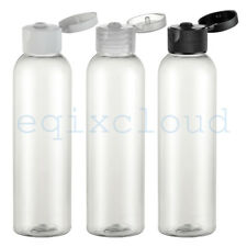 Travel 150ml Empty Plastic Tube Bottles With Flip Cap for Lotion Gel Containers