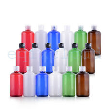 220ml Empty Plastic Tube Bottles With Flip Cap for Lotion Gel Travel Containers