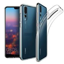Hybrid Shockproof Silicone Clear Cover For Huawei P20 Pro P20 Lite P Smart