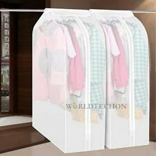 Home Garment Suit Coat Dust Cover Wardrobe Protector Clothing Dress Storage Bags
