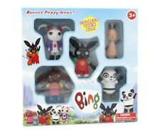 BING BUNNY SULA FLOP PANDA COCO PUPAZZI ACTION FIGURE 5 PZ.