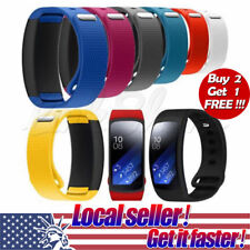US Silicone Replacement Wrist Watch Band Strap For Samsung Gear Fit 2 SM-R360 xi