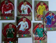 Panini Adrenalyn FIFA World Cup Russia 2018 Limited Edition cards .