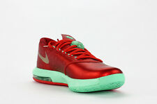 best service dc286 9a313 Nike KD VI Christmas Pack Crimson Green Glow 6 s 2013  ...