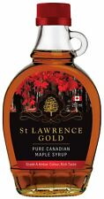 St Lawrence Gold Grade A Amber Colour Rich Taste Maple Syrup 250ml