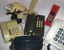 TELEPHONES RETRO, MODERN or NOVELTY - 1960-2000  click SELECT to browse or order