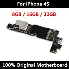 Original Mainboard für iPhone 4S IOS Unlock scheda madre Motherboard Logic Board