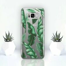 Leaves Samsung Galaxy S10 Plus Case Floral Samsung S7 S6 Edge Cover Tropical A3