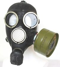 WW2 Russian USSR military Gas Mask GP-7 with filter M SIZE  NEW ORIGINAL GIFT