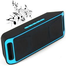 K812 Portable Bluetooth V2.1 Stereo Speaker with Built-in Microphone TF Card