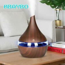 KBAYBO 300ml USB Electric Aroma air diffuser wood Ultrasonic air humidifier Esse