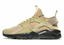 Nike Air Huarache Mens Trainers(UK 10,EU 45 US11) Khaki Black Brand New