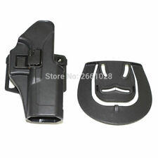 Tactical RH Belt Gun Holster Military Airsoft Hunting Right Hand Pistol Holster