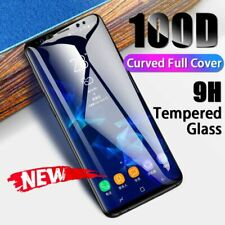 9D Full Curved Screen Protector Tempered Glass Film For Samsung Galaxy Note 8 9