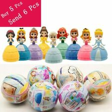 LOL Baby Dolls In Egg PVC Action Figures 5 Inch Princess Belle Cinderella