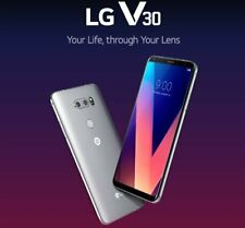 """New *UNOPENDED* AT&T LG V30 H931 64/128GB POLED 6.0"""" 4G LTE Unlock Smartphone"""
