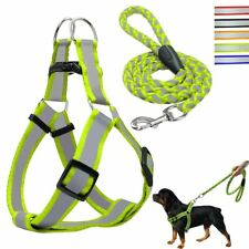 "Hartz Tuff Stuff Small Dog Harness Adjust 16/""-26/"" Scotchguard red blue black"
