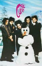 The Cure Snowman Robert Smith Poster Print